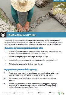 pamamahala-ng-tubig