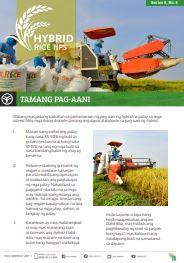 tamang-pag-aani